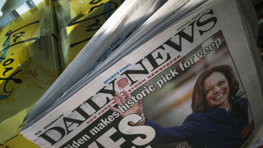 As Journalists Work From Home, Their Newsrooms Are Closing