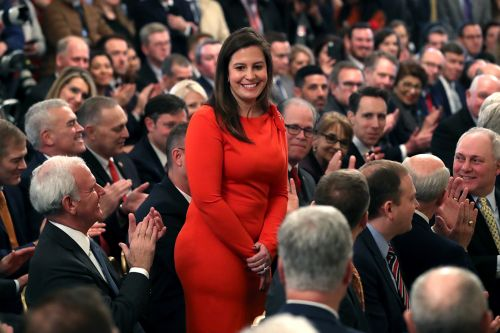 Stefanik privately pledges to serve only through 2022 in House GOP leadership