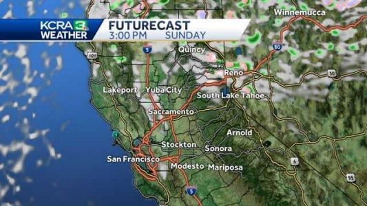 Weekend continues cool but warmer weather ahead