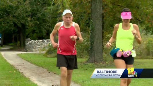 'I've got to finish it': Virtual marathon a blessing for 70-year-old running veteran