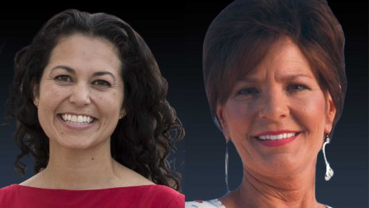 Xochitl Torres Small, Yvette Herrell face off in first TV debate