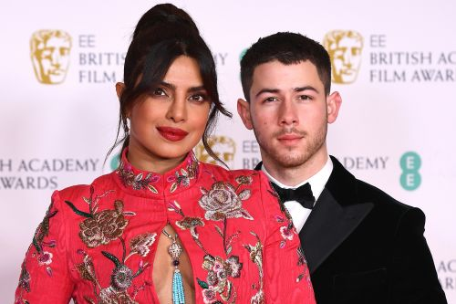 BAFTAs red carpet: Photos of celebrities at the show