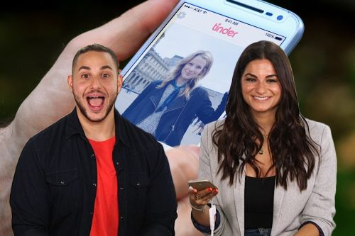 Tinder user reveals the truth behind men's swiping habits