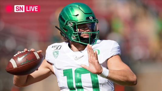 College football scores: Live results, updates, highlights from Week 8's top-25 games