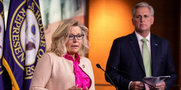 Rep. Liz Cheney says House GOP leader Kevin McCarthy 'changed his story' on the Capitol riot