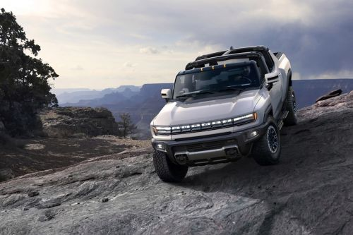 GM unveils first electric Hummer 'supertruck' for $113,000