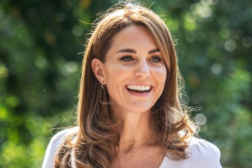 Kate Middleton rewears blouse from engagement photos over 10 years later