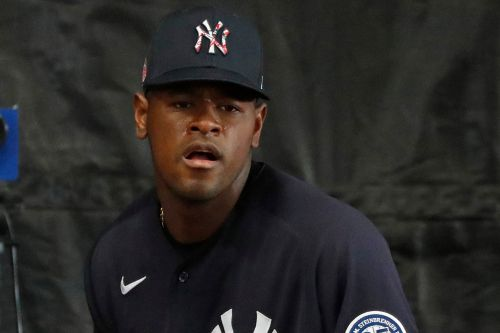 Yankees' Luis Severino exits rehab start with new injury worry
