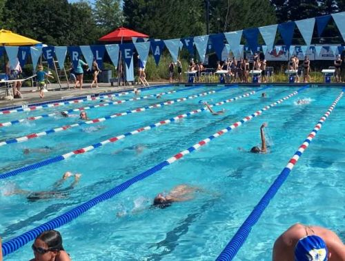 Upstate neighborhoods returning to in-person swim meets after last year's virtual events