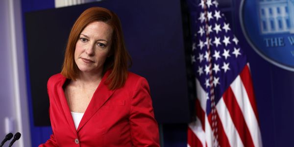 Psaki defends the White House's 'quote approval' rules as reporters grow frustrated
