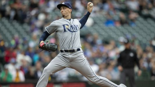 Rays sign Blake Snell to 5-year, $50 million extension