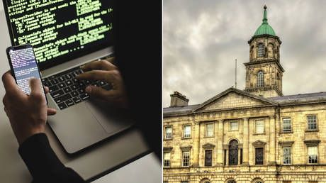 Hacker attack shuts down IT system of Ireland's health services, badly affecting one of Europe's busiest maternity hospitals
