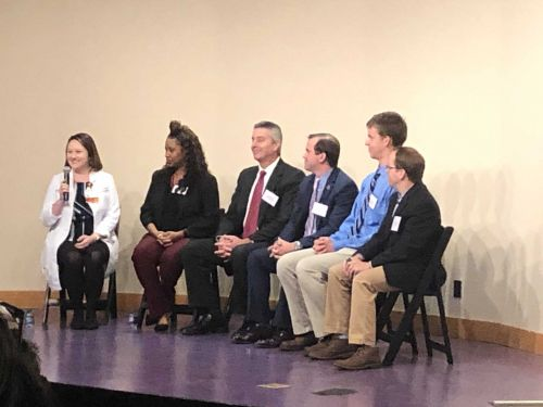 Upstate panel addresses misconceptions surrounding sexual assault evidence