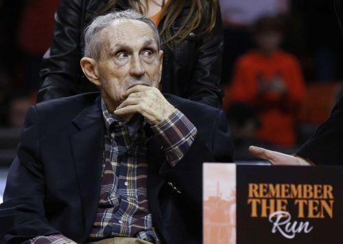 Report: Former Oklahoma State basketball coach Eddie Sutton dies at 84