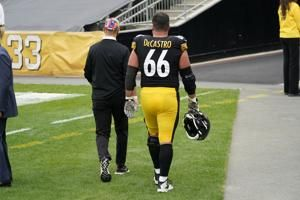 Diontae Johnson, David DeCastro out for Steelers on Sunday