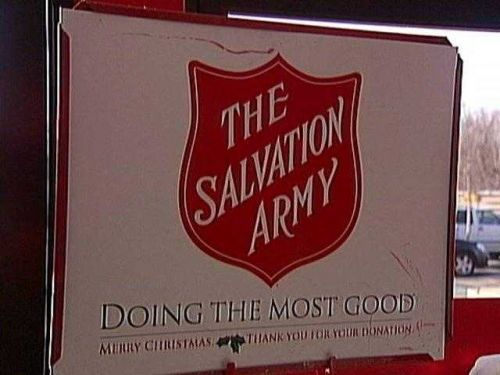 Pandemic could cause drop in Salvation Army Red Kettle donations