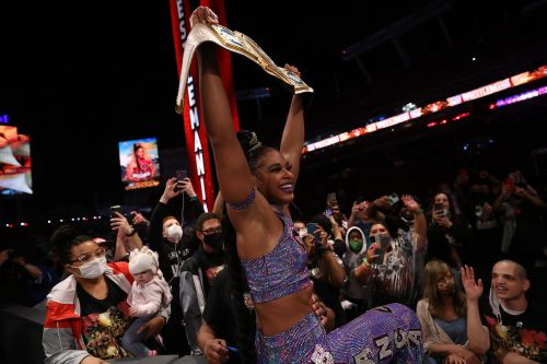Bianca Belair's star-making WrestleMania 37 moment was nearly perfect