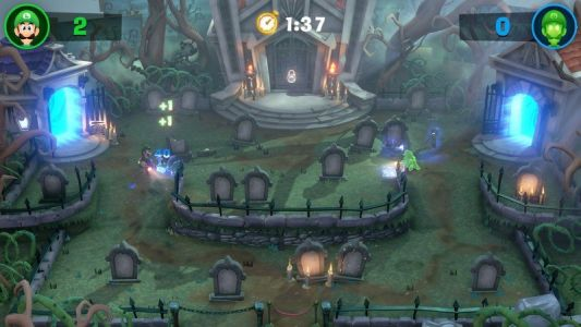 Are Luigi's Mansion 3's multiplayer party games any good?