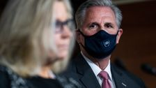 Kevin McCarthy Says 'Big Tent Party' Is Ready To Purge Liz Cheney