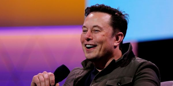 Elon Musk says dogecoin might be the future of cryptocurrencies - but tells fans they should still invest carefully