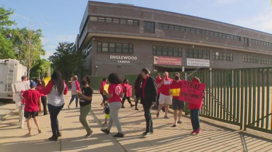 Urban Prep strike over, reaches 3-year contract agreement with CPS