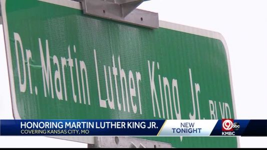 Kansas City could name a boulevard in honor of Dr. Martin Luther King Jr., again