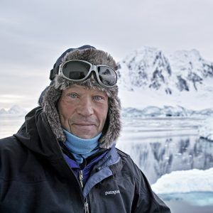 "Move United and Robert Swan Announce ""Undaunted"" Expedition to South Pole"