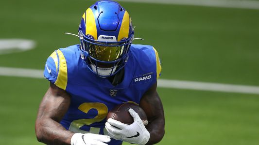 Cam Akers injury update: Rams lose running back with torn achilles