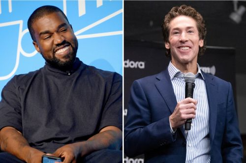 Kanye West and Joel Osteen could take rapper's Sunday Service on tour