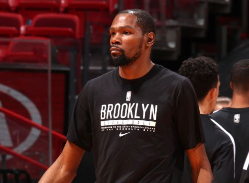 Nets' Steve Nash: Kevin Durant could return this weekend
