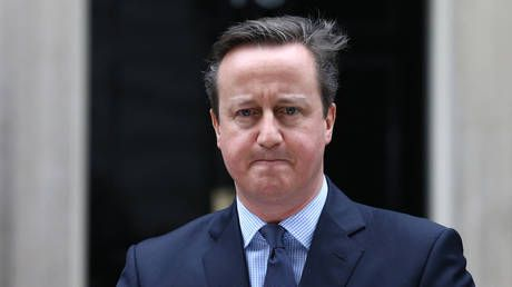 Second UK inquiry into ex-PM David Cameron lobbying scandal announced by select committee of MPs