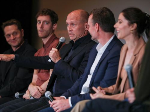 The creators of HBO's 'Silicon Valley' say the tech industry's lack of self-awareness is what makes it a good punchline - and explain why there's no WeWork episode