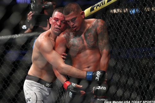 Anthony Pettis suffers broken foot in UFC 241 loss to Nate Diaz