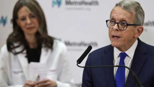 Gov. DeWine calls on Trump to urge FDA to approve sterilization of masks in Ohio