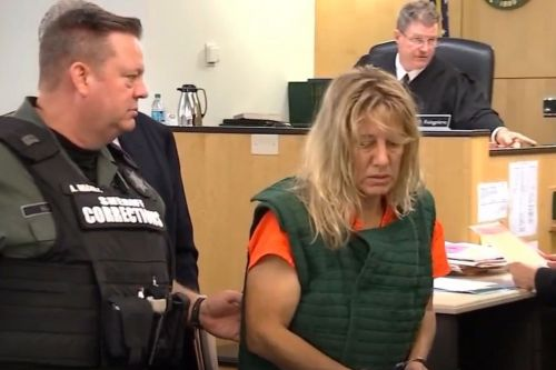 Woman accused of murdering husband tells cops, 'He was trying to kill me'