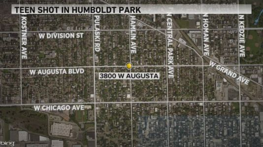 17-year-old shot in Humboldt Park neighborhood