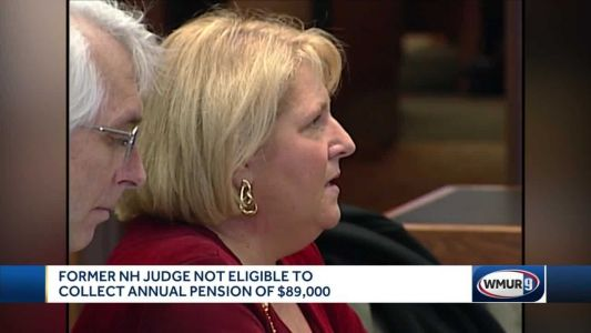 Ruling: Ex-judge in assets case not entitled to $89K pension