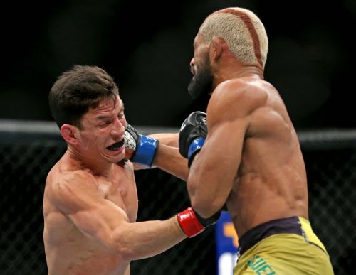 Deiveson Figueiredo tests positive for COVID-19; title fight with Joseph Benavidez in jeopardy