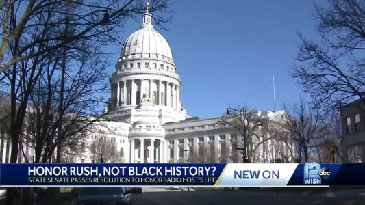 State Senate passes resolution to honor Rush Limbaugh but not Black History Month