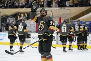 Vegas opens Stanley Cup semifinal with 4-1 win over Montreal