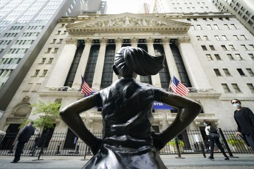 Why Wall Street is banking on a blue wave