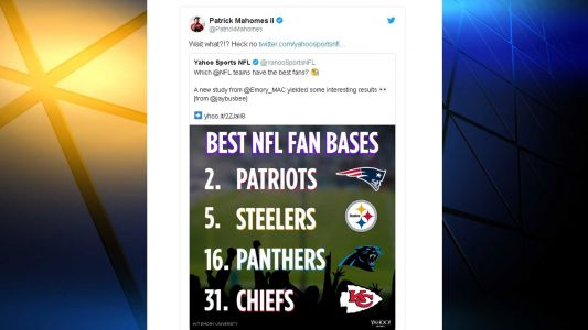 Study calls Chiefs fan base one of the worst in the NFL