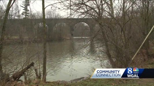 New walking trail opens along Conestoga River in Lancaster County