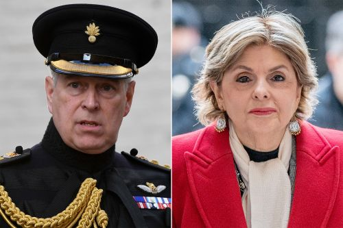 Prince Andrew ignored pleas for help from Jeffrey Epstein accuser, Gloria Allred says