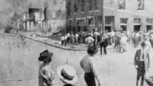 100 years later: A look back at the 1921 Tulsa Race Massacre