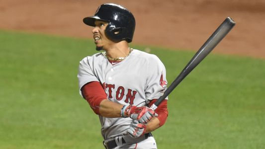 Red Sox clinch home-field advantage while setting franchise wins record