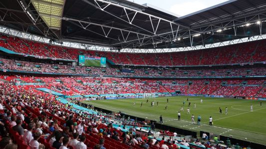 Over 60,000 fans to attend Euro 2021 semifinals & final as Wembley expands capacity
