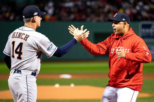 MLB's sign-stealing probe will go beyond 2017 Astros, include Red Sox