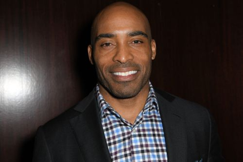 How Tiki Barber celebrated after completing the Brooklyn Half Marathon