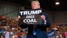Trump Deals Final Blow To Clean Power Plan, Obama's Signature Climate Policy